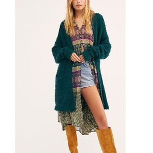 Free People Once In a Lifetime Cardigan. XS